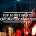 Top 10 Chicago Buzzing Rappers Net Worth