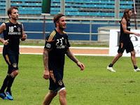 Indonesia Kalah Terhormat Dari LA Galaxy