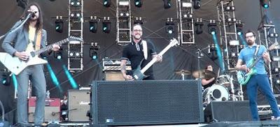 Mark Begelman on Weezer