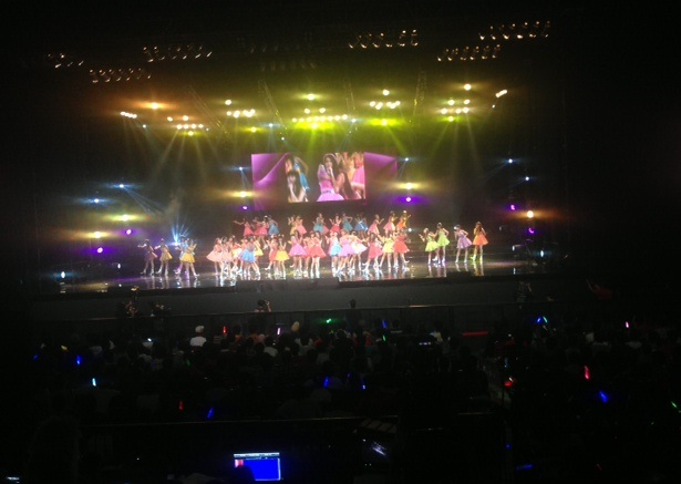 JKT48 at Tennis Indoor Senayan Day 2 Noon | Revolution48