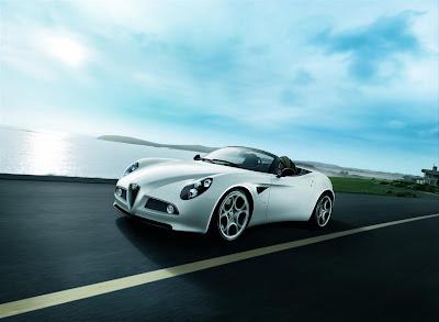 Alfa Romeo 8C Spider #4
