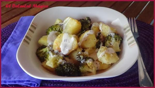 Patatas a la francesa al horno cocinar en casa es for Cocinar patatas al horno