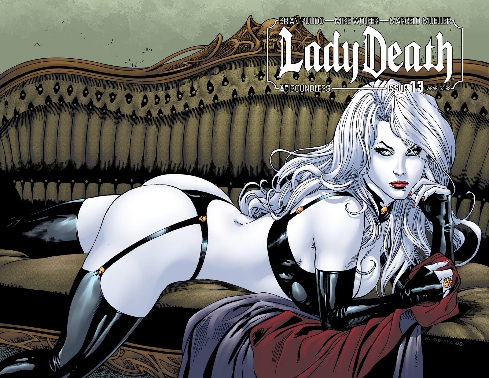Lady death nudes clip