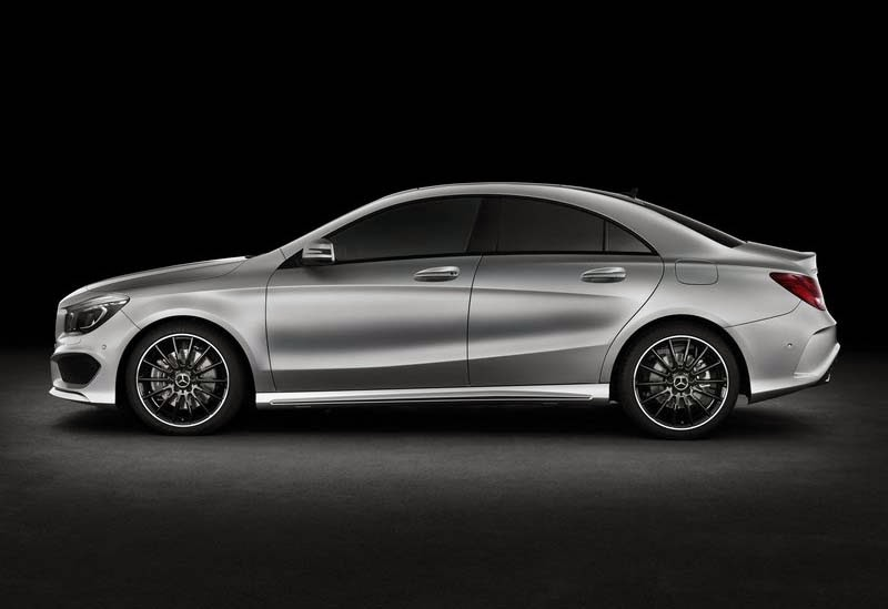 Luxury automobiles for 2014 mercedes benz cla class review