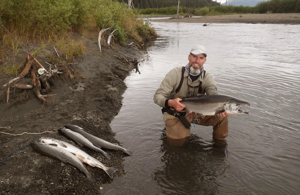 First cast fly fishing cordova alaska diy fly fishing for Alaska out of state fishing license