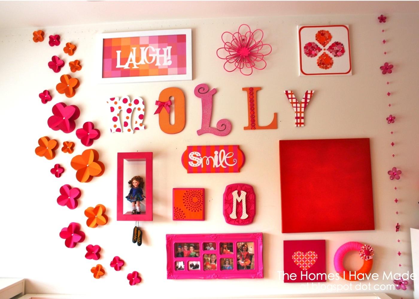 A Raspberry Sherbet Tween Bedroom Makeover The Homes I