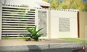 Casa Popular - Projeto 3D Fachada Residencial / Santa Izabel-SP