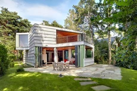 แบบบ้านไม้ บ้านสวยโดนใจ