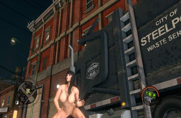 Parche Sin Censura NudePatch Saints Row The Third PC Descargar