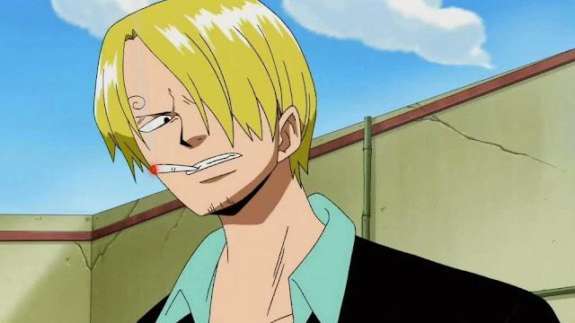 Zdjęcie Sanji z One Piece
