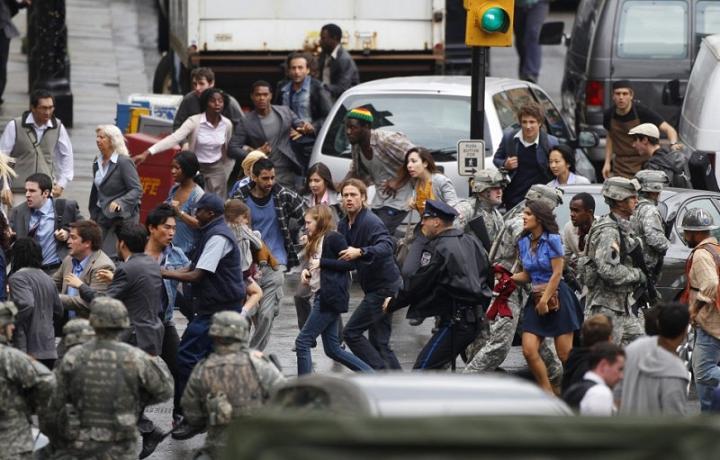 Guerra de la Paz la Película 'guerra Mundial Z'