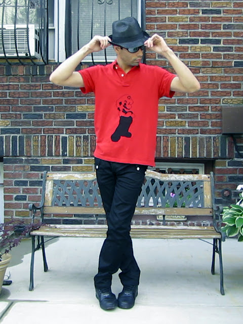 Smooth Super Mario Inspired Outfit Lookbook B4Astudios Casual wear