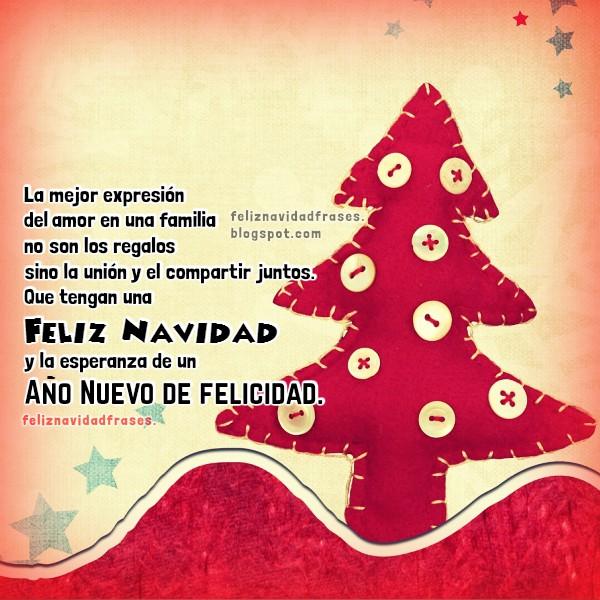 Feliz navidad frases frases de navidad y a o nuevo para - Mensajes para navidad y ano nuevo ...