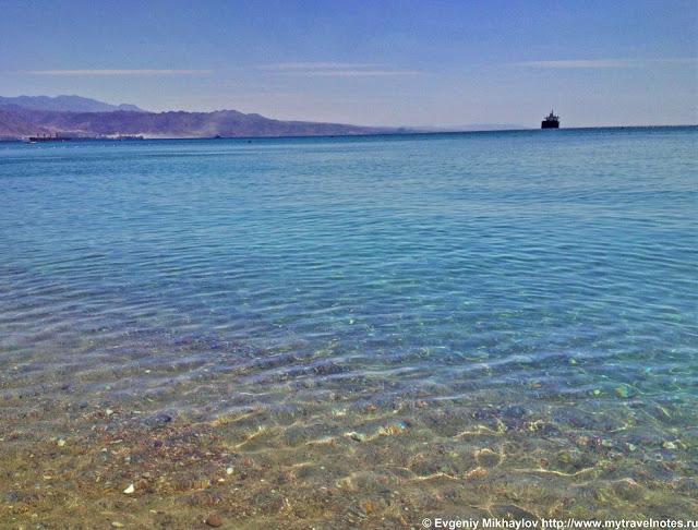Пляжи Эйлата