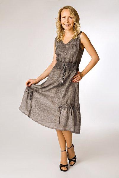Платье Из Крапивы Купить