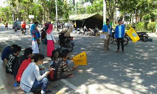 PMII Pamekasan Galang Dana Untuk Pengungsi Rohingya