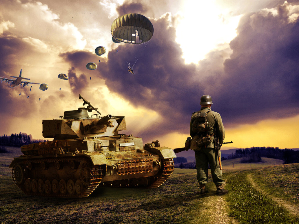 World War II: Top World War Wallpapers