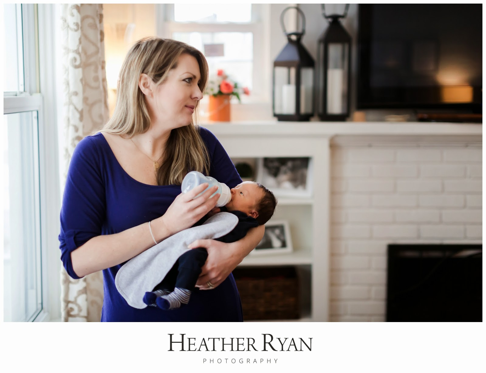 Arlington, VA Family Lifestyle Photography, Photos by Heather Ryan Photography