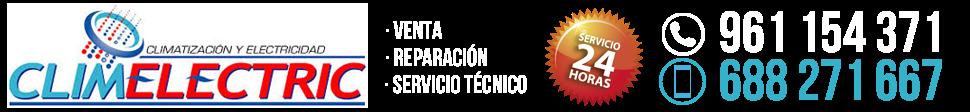 ELECTRICISTA EN VALENCIA - 961 154 371 - CLIMAELECTRIC