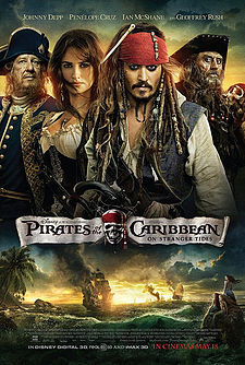 Filme Poster Pirates of the Caribbean: On Stranger Tides TS XviD-BiDA