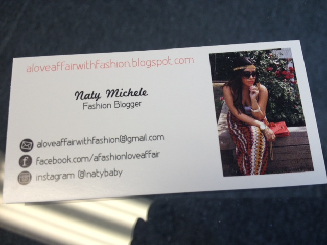 Do fashion bloggers just starting out really need business cards share this story colourmoves