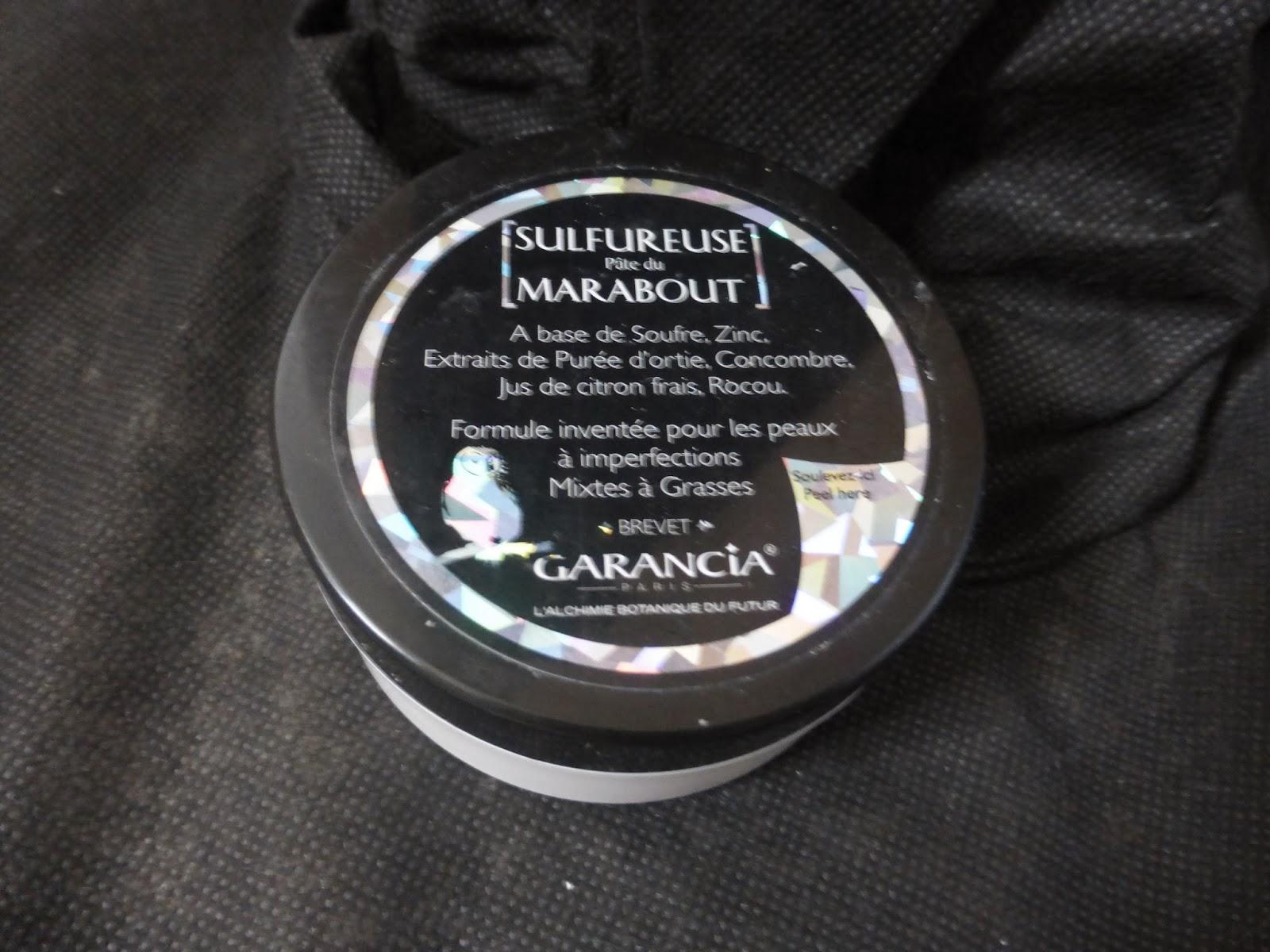 feerie enchantee une peau purifi 233 e et douce la sulfureuse p 226 te du marabout de garancia