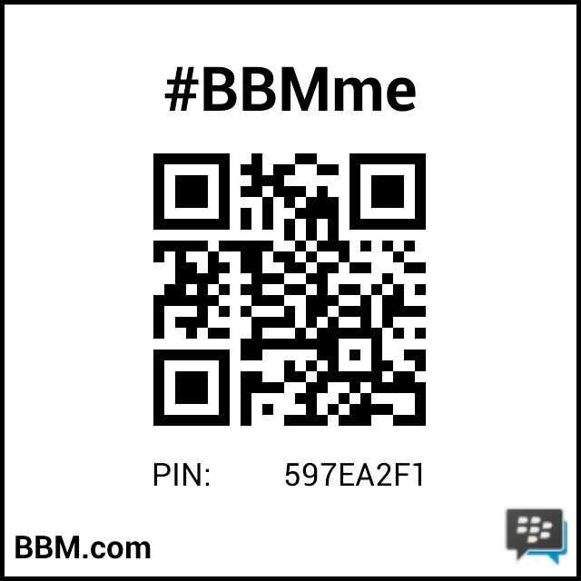 Invite Me on BBM