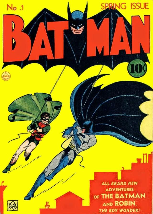 75° aniversario de la presentación oficial de El Guasón (The Joker)