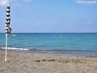 spiaggia marina castagneto carducci