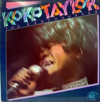 Koko Taylor - The Earthshaker ft. I'm A Woman
