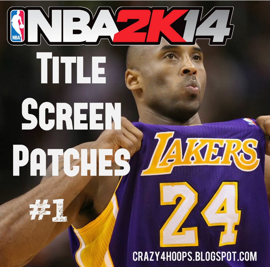 NBA 2k14 Title Screen Patches Download #1