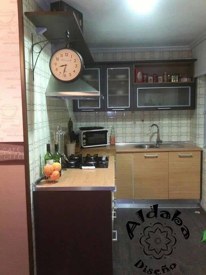 Aldaba proyectos cocina amueblamiento y equipamiento re for Muebles aldaba
