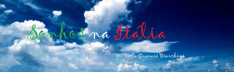Sonhos na Itália