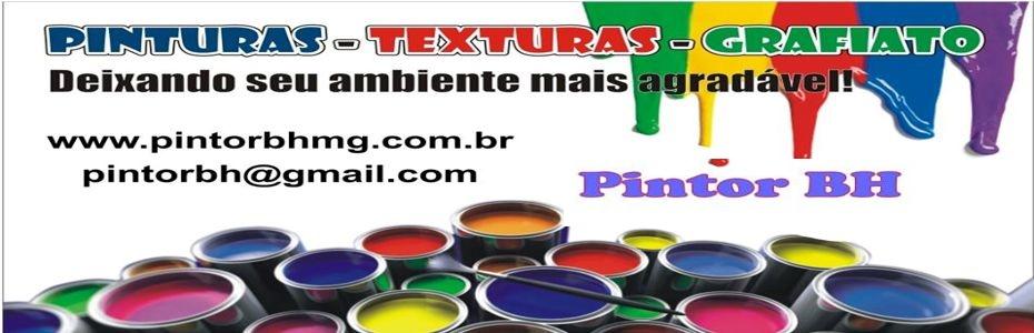 Pintura BH – Orçamento de  pintura de parede em  Belo Horizonte.