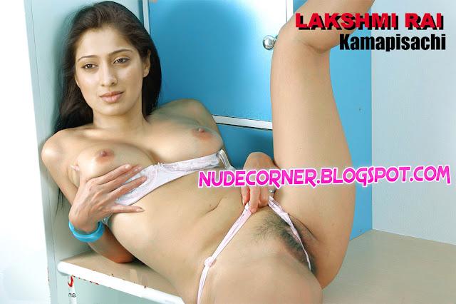 South Indian Actress Lakshmi Rai Full Nude Showing Big Juicy An Dmilky