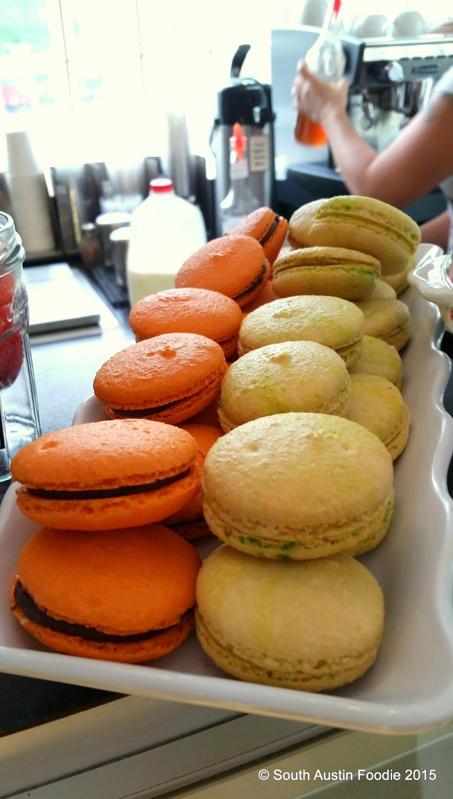La Patisserie Austin -- macarons
