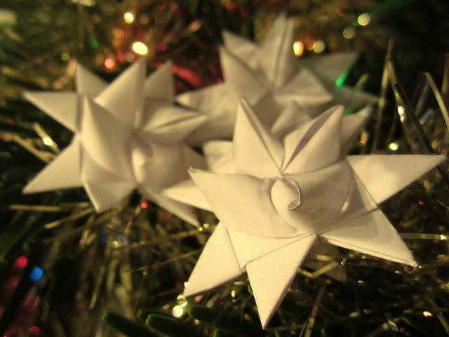 german paper stars froebel stern