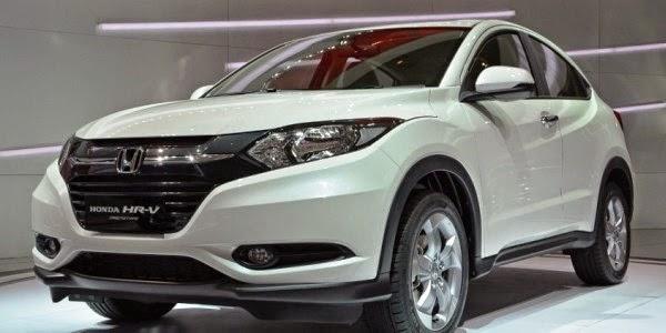 Spesifikasi Honda HR-V 1.5L S M/T dan CVT