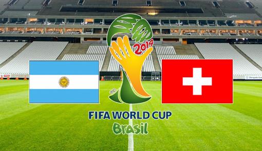 Prediksi Argentina vs Swiss