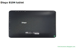 Disgo 8104 tablet
