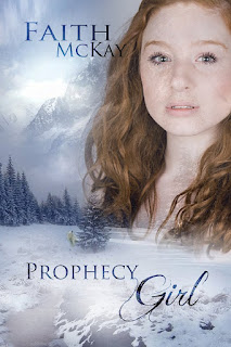 Prophecy Girl by Faith McKay