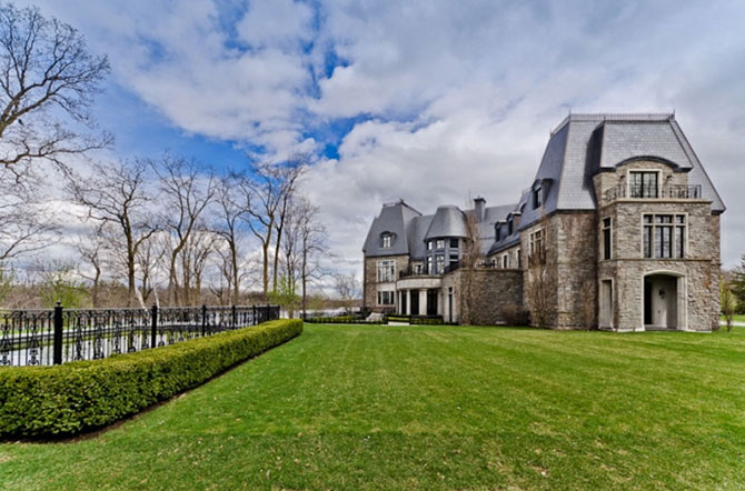 pix grove celine dion 39 s most expensive house in canada