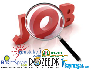 Find job in Pakistan