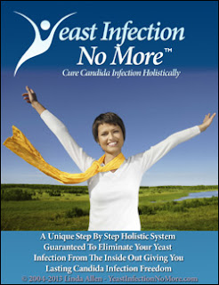 Yeast Infection No More eBook cover