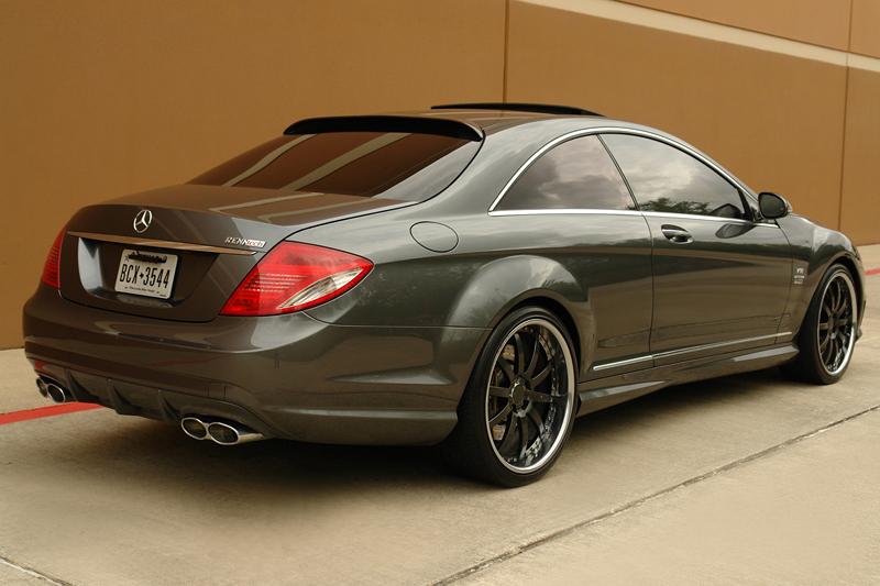 2008 mercedes benz w216 cl65 amg renntech benztuning for Mercedes benz slk 65 amg