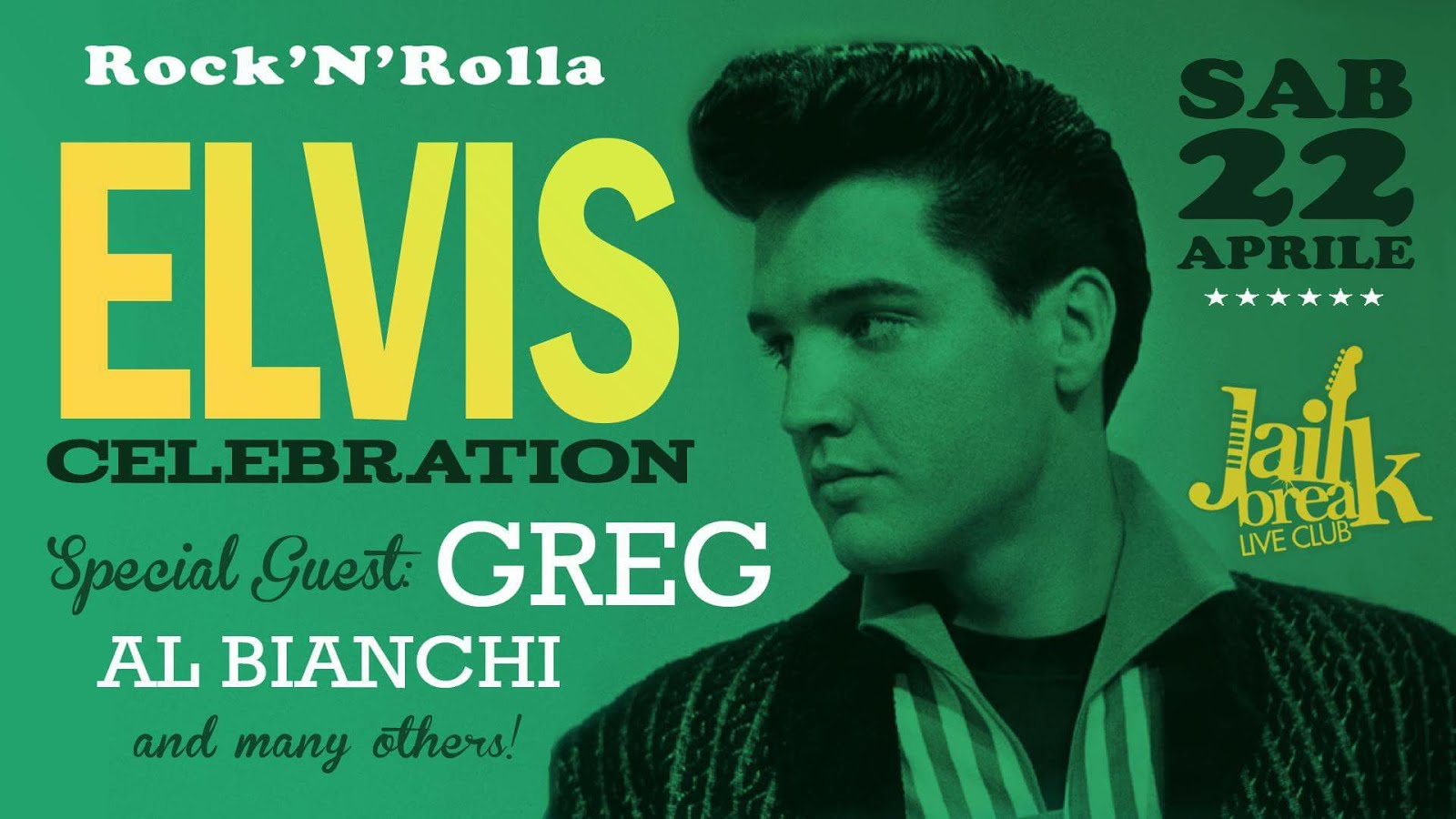 ELVIS CELEBRATION - Elvis Tribute
