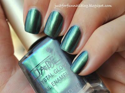 Gade 820 - Green Sapphire