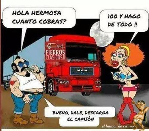 prostitutas camioneros prostitutas en la casa de campo