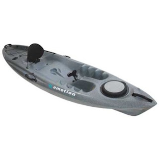The kayak project shop emotion stealth angler for Emotion fishing kayak