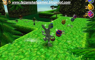 Rosso rabbit in trouble online